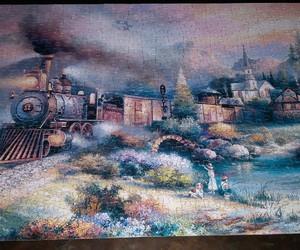 train pic -puzzle