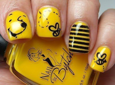 Funny Nail Arts photo TheAlexandraPallagi's photos - Buzznet