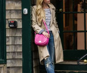 trench jacket look