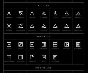 glyphs