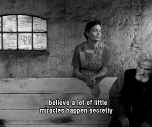 miracles