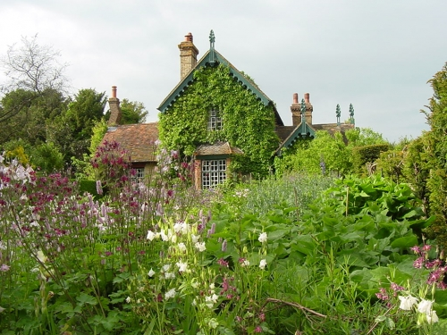 Polsdon Lacy Cottage by ~ChrisWig on deviantART