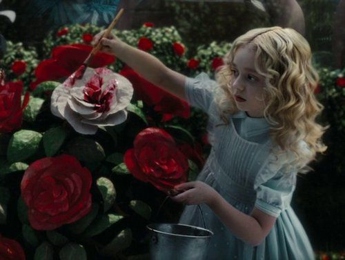 Alice-alice-in-wonderland-flower-girl-paint-favim.com-428893_large