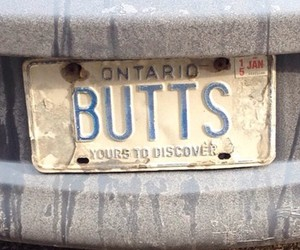 butts