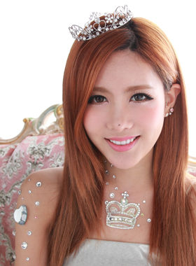 OMG!! Qri is just TOO cute and GORGEOUS!! <3333 My main bias in T ...