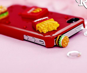 hamburger iphone cover