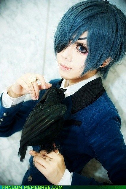 ciel phantomhive cosplay - photo #39