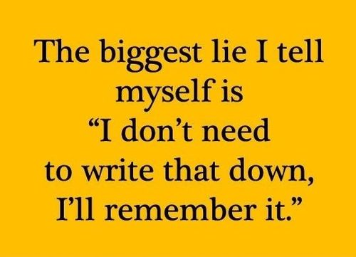 The Biggest Lie I Tell Myself | Swoopify Funny Stuff