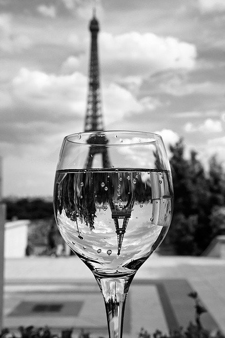 Black & White / Paris