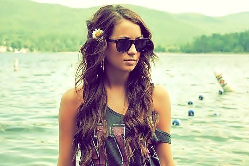 Beauty/Obsessed! / wavy hair. summer!