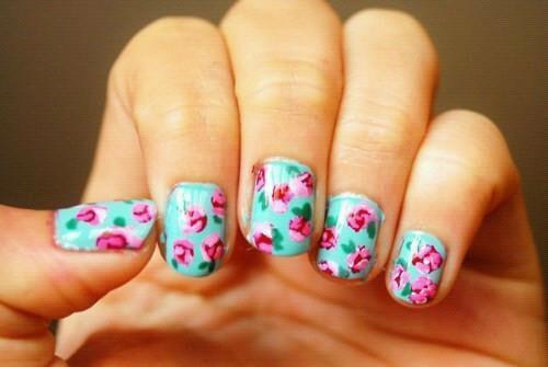 Blue-cute-moda-pregos-rosa-favim.com-432164_large