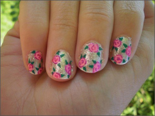 Crazy About Nails August 2011 - Beautiful Nail Art Nail Design