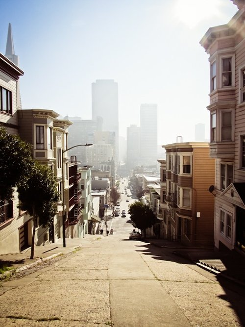 Favorite Places & Spaces / San Francisco II