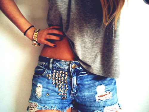 Ripped Jeans Shorts - Love It So Much
