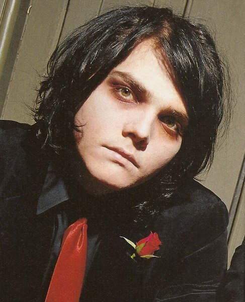Gerard way date of birth in Brisbane