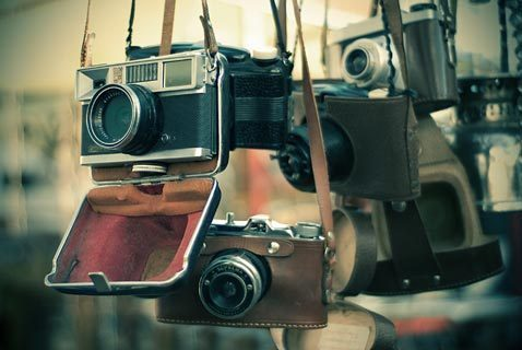 cameras, foto, old, photography, vintage - inspiring picture on Favim.com