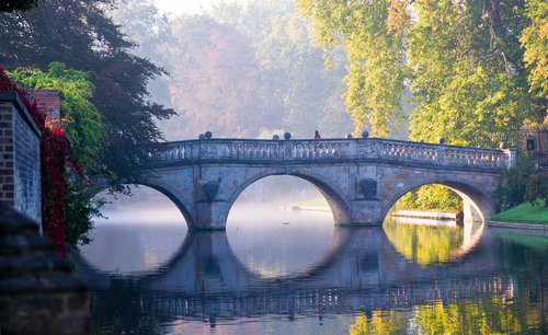 Clare College Bridge, Cambridge | Flickr - Photo Sharing!