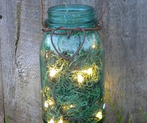 firefly lantern jar