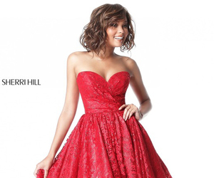 lace homecoming dress