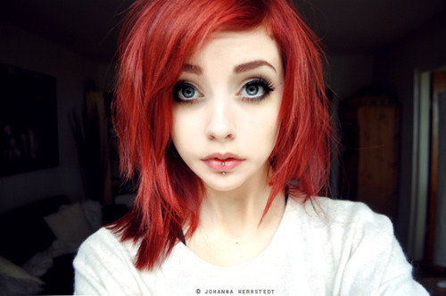 Alternative Hair Ideas
