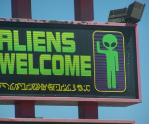 welcome aliens