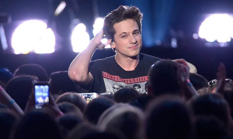 article, lyric, and charlie puth image