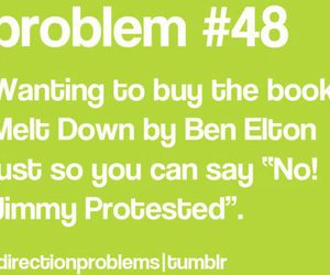 jimmy protested