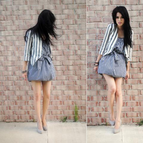 "LOOKBOOK.nu: ""Summer gingham + stripes"" by Trang 3"