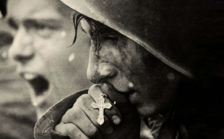 war, soldier, and black and white image