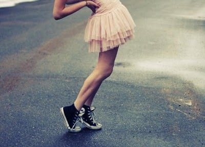 Fashion Girls on All Star  All Star Converse  Clothes  Girl  Girls   Inspiring Picture