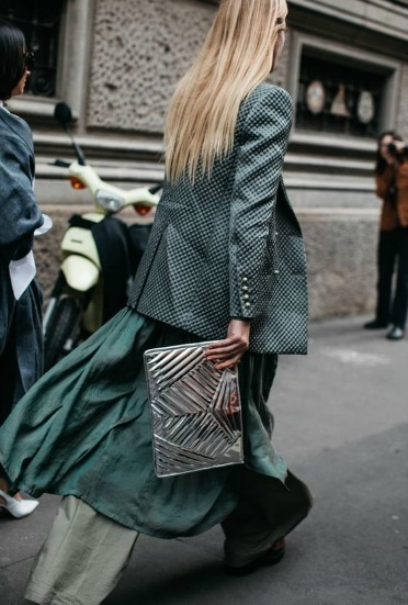 article, coat, and bag image