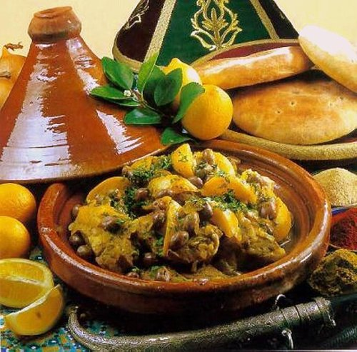 1000 images about moroccan food all over morocco on - Moroccan cuisine recipes ...