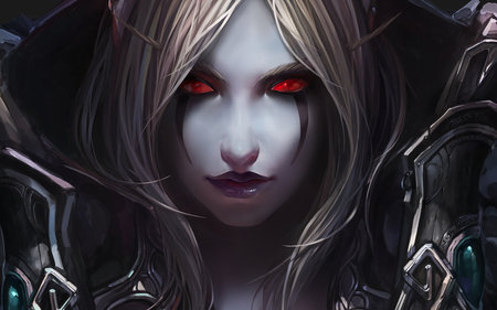 Sylvanas Windrunner - World of Warcraft Wallpaper 864639 - Desktop Nexus Video Games