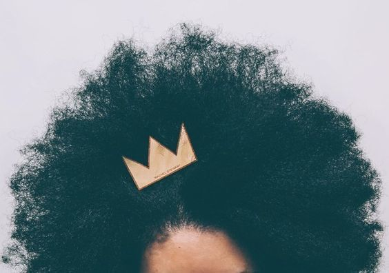 Afro, article, and feminism image