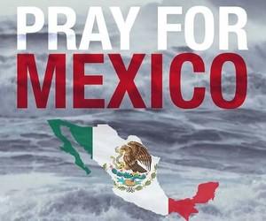pray for mexico