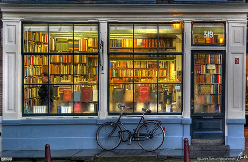 llibreria - bookstore - Amsterdam - HDR | Flickr - Photo Sharing!