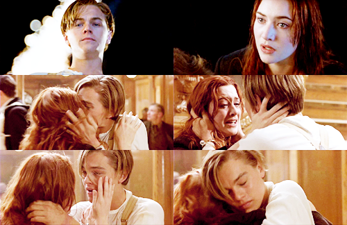 love, titanic, and rose image