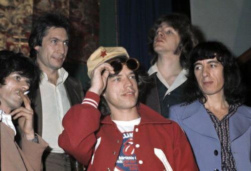music, charlie watts, and Keith Richards image