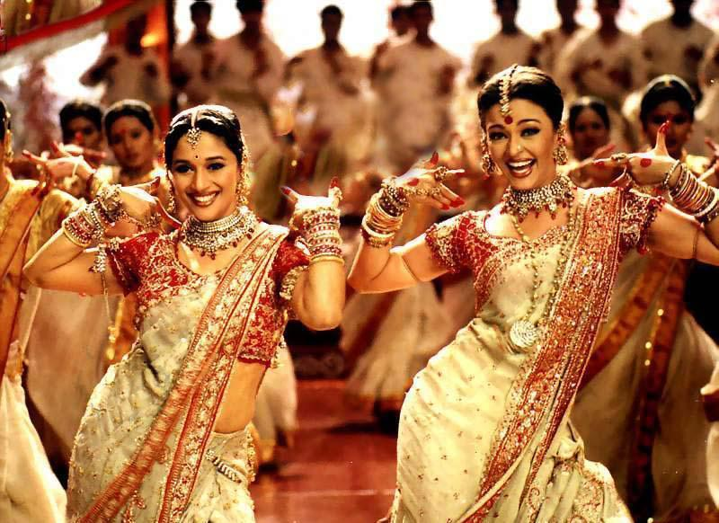 bollywood, india, and dance image