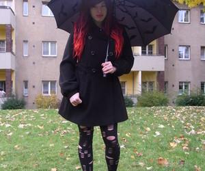 emo gothic spring fashion