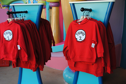 thing, thing 1 , thing 2 - inspiring picture on Favim.com