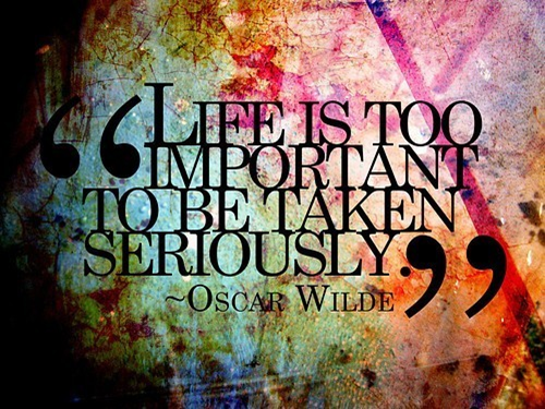 the perfect line: Oscar Wilde's 13 Thought Provoking Quotes