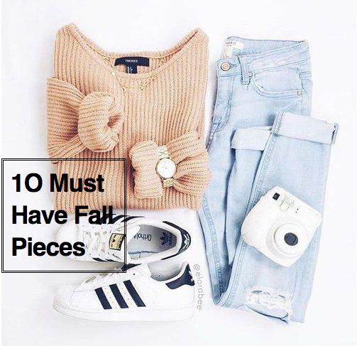 article, fall, and fashion image