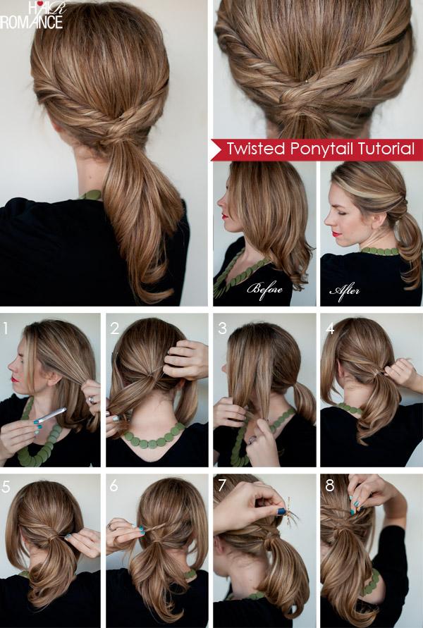 молодежные прически на длинные волосы своими руками