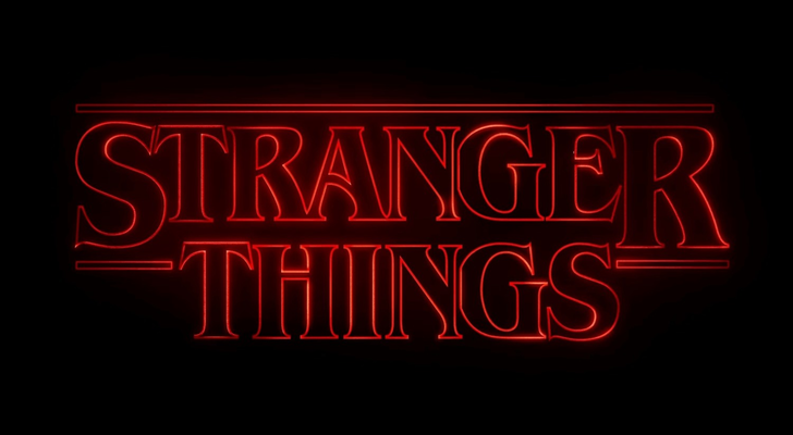 stranger things, series, and netflix image
