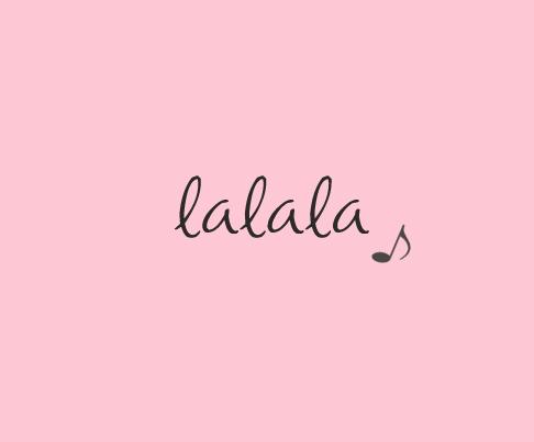 music, pink, and lalala image