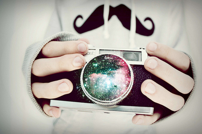 Camera,Cool,Mustache,Photography,Stars - inspiring picture on PicShip.com
