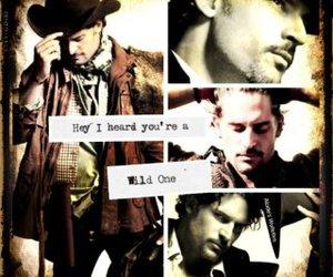 wild one cowboy love