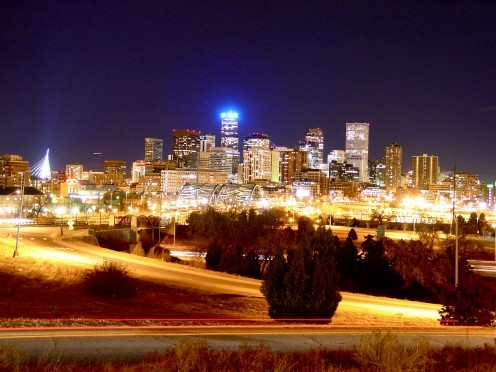 Denver Colorado 5,280 Feet Above Sea Level - Photo Gallery