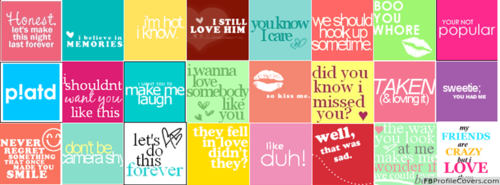 Facebook Timeline Profile Cover Photo, FB Profile Cover | We Heart It